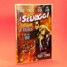 I SELVAGGI DVD ROGER CORMAN Peter Fonda Nancy Sinatra Bruce Dern Diane Ladd