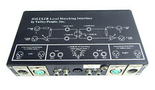 Valley People HH 2X2B 2 Channel Level Matching Interface - Used, Free Shipping