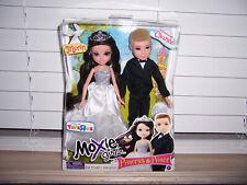 MGA Moxie Girlz Girls PRINCESS MERIN PRINCE CHANCE Doll Set Toys R Us Exclusive