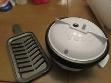 Nordic Ware 2 items:  Microwave Pressure Cooker and Bacon Cooker