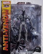 MARVEL SELECT ANTI-VENOM SPECIAL COLLECTOR ACTION FIGURE. W/ STAND. NEW 7 INCHES