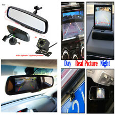 4.3'' Auto Dimming Rear View Mirror Monitor&Intelligent Dynamic Track Camera