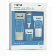 Murad Clear Control 30 Day Discovery Kit Featuring Acne Clearing Solution 4 Pcs