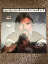 Kenny Rodgers: Love Or Something Like It (1978, vinyl)