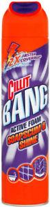 CILLIT BANG ACTIVE FOAM SOAPSCUM & SHINE ( 2 x  600ML )  BARGAIN