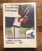 1986 ProCards Minor League Team Set - Peninsula WHITE SOX