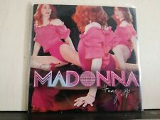 MADONNA - HUNG UP - CDSingolo  2 TRACCE - CARDSLEAVE