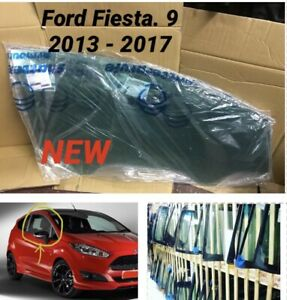 Ford Fiesta Mk 9 Window / Glass  Drivers Front O/S  2013- 2017    3 Door Model