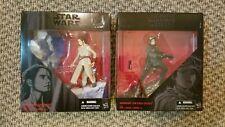 Star Wars The Black Series Deluxe Jyn Erso & Rey