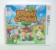 Animal Crossing New Leaf Case Artwork Only NO GAME Nintendo 3DS First Print Box