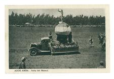 ADDIS ABEBA FESTA DEL MASCAL ETIOPIA AFRICA ORIENTALE COLONIE D'ITALIA ANNI '30