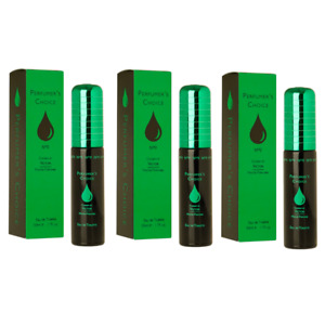 Milton Lloyd Perfumers Choice No. 9 Victor 50ml Mens New Pack Of 3 (£6.75 Each)
