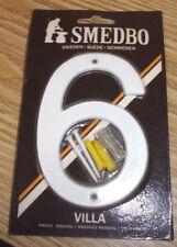 Smedbo Villa House Number, # 6 - V006X - 8192