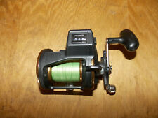 Diawa Sealine Line Counter Reel (Sg47Lc3B) W/Braid Line Ex Cond (Clean) 7/20 A