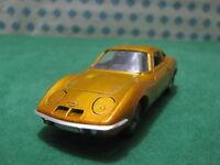 Vintage  -  OPEL  1900 GT -  1/43 Solido n°171