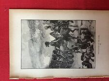 m2y ephemera vintage book plate the battle of the alma