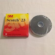3M Scotch 23 Rubber Self Bonding Electrical Tape 19mm x 9,15m x 0,76mm