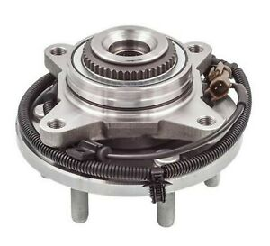 DTA 1 Front Wheel Hub Bearing Assembly Fits 2015-2017 Ford F150 4WD Only L or R