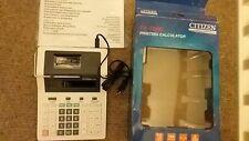 AC Cord Business and Scientific Regular Display Calculators