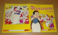 Album di figurine Biancaneve e i 7 nani - completo Panini 1987
