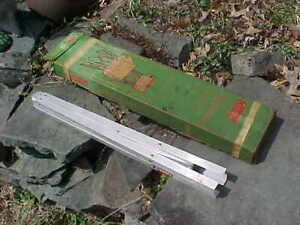 Vintage COLEMAN Folding HIGH STAND For COOK STOVES + COOLERS w Orig BOX