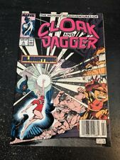 The Mutant Misadventures Of Cloak And Dagger#3 Awesome Condition 8.0(1989)