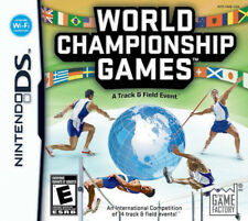 World Championship Games: A Track & Field Event NDS New Nintendo DS