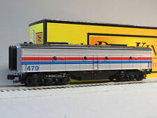 MTH  AMTRAK E-8 B UNIT DIESEL ENGINE O GAUGE non powered DUMMY 30-20438-3 NEW