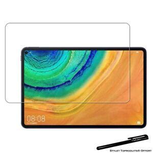 Film de protection 2.5D Verre trempé pour Huawei MatePad Pro 10.8