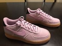 New Nike Air Force 1 LV8 Arctic Pink Sneaker Shoes Size US 7.5