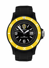 AFL Richmond Tigers Cool Series Watch Silicone Band 100m WR FREE SHIPPING