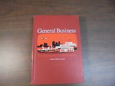 General Business: For Economic Understanding 1966 HB 9th Edition Crabbe