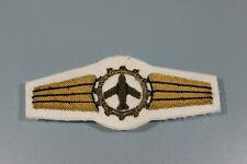 Post WW2 West German Bundeswehr Luftwaffe 1 Bronze BULLION Logistics Wings F159
