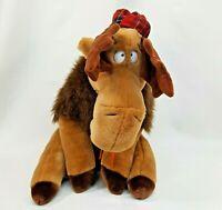 Noah Baby Doll Plush Sleeping Stuffed Toy Long Eyelash USA Vintage Ms