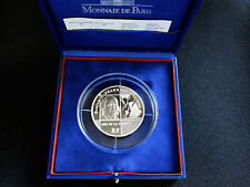 2006 FRANCE 20 EURO BENJAMIN FRANKLIN 5 oz silver proof coin mintage 500 RARE