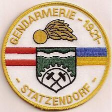 Gendarmerie Abzeichen Österreich
