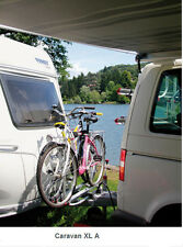 66160 Carry Bike Fiamma Caravan XL A 2 Posti Roulotte Reclinabile Roulotte