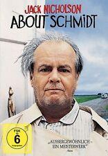 ABOUT SCHMIDT (Jack Nicholson, Kathy Bates) NEU+OVP