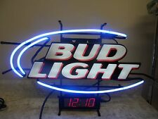 bud light neon sign (56382-1 Jo)