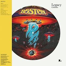 Boston 40th Anniversary Legacy Edition Picture Disc Vinyl