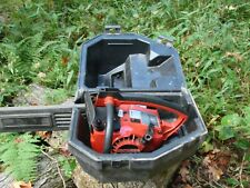 vintage homelite super 2 chainsaw with case
