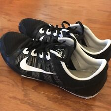 Men's Nike Zoom Rival MD 5 Metal Tip Track Shoes Size 11 1/2