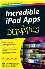 Incredible iPad Apps For Dummies-ExLibrary