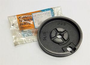 "Kubota ""KX36 & KX41"" Excavator Drive Motor Cover Plate 6819113580"