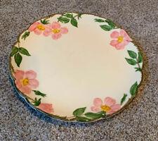 """Vintage Franciscan Desert Rose Hand Decorated 12"""" Platter"""