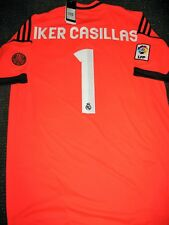 Authentic Casillas Real Madrid Jersey 2012 2013 Porto Shirt Camiseta L BNWT!