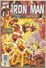 Invincible Iron Man #21 : Marvel Comics : October 1999