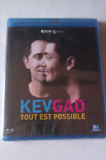 """BLU RAY """"Kev Gad"""" (Tout Est Possible) Humour - Spectacle - NEUF SOUS BLISTER"""