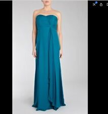Coast Brand New £175 Desideria Turquoise  Dress ♡ ♡ ♡ Size 14