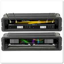 Shure BLXR - 2 channel, Earsets, Racked, Antenna Panel, Power Distro - 3yr